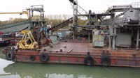Flat Top Deck Barge for sale