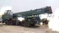 Used Japan original KATO 16tons mobile crane,secondhand KATO truck crane