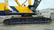 [ Winwin Uesd Machinery ] Used Crawler crane 250 ton KOBELCO 7250 1997yr FOR SALE