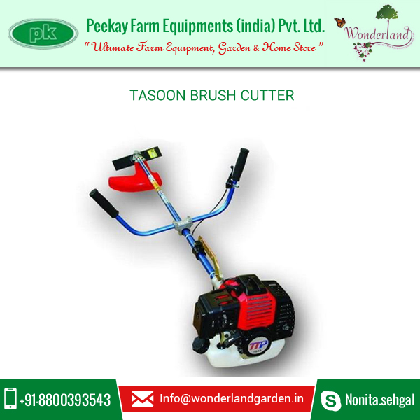 High Quality Double Handle Garden Tool Brush Cutter at Economical Rate