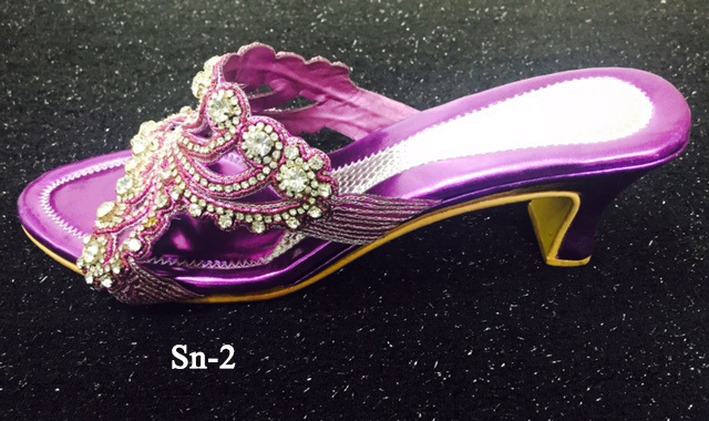 Designer Party Wear Ladies Sandals
