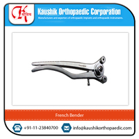 French Rod Bender, Spinal Surgery Instruments, Orthopedic Surgery Instruments