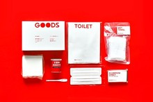 All in one and Stylish Emergency preparedness kit, THE SECOND AID for disaster