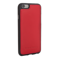 Leather mobile case for iPhone 6