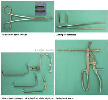 ENT Instruments Set Surgical Instruments tools