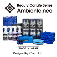 Next generation water repellent chemical car body coating , maintenance kit available