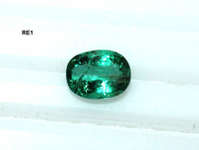 Natural Unheated and Untreated Zambian 2 carats plus Emerald