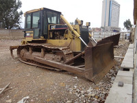 Used cat D6G dozer D6D D6H D6G D6R second hand Caterpillar D6D bulldozer with ripper