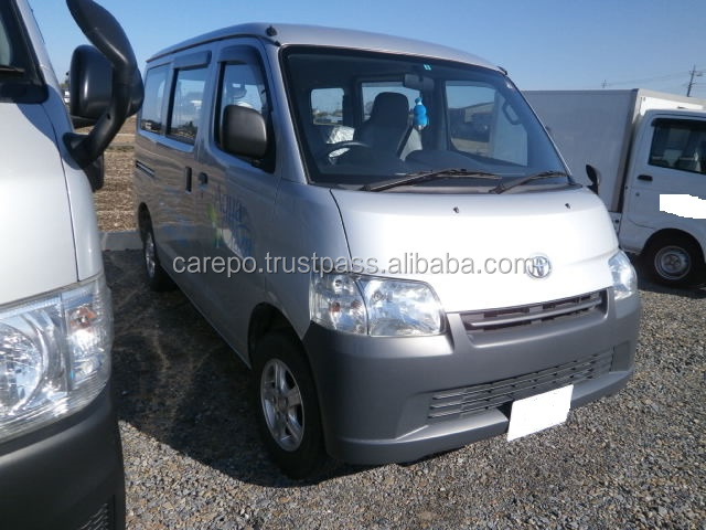 USED RIGHT HAND DRIVE VAN TOYOTA TOWNACE VAN ABF-S402M 2013 EXPORT FROM JAPAN