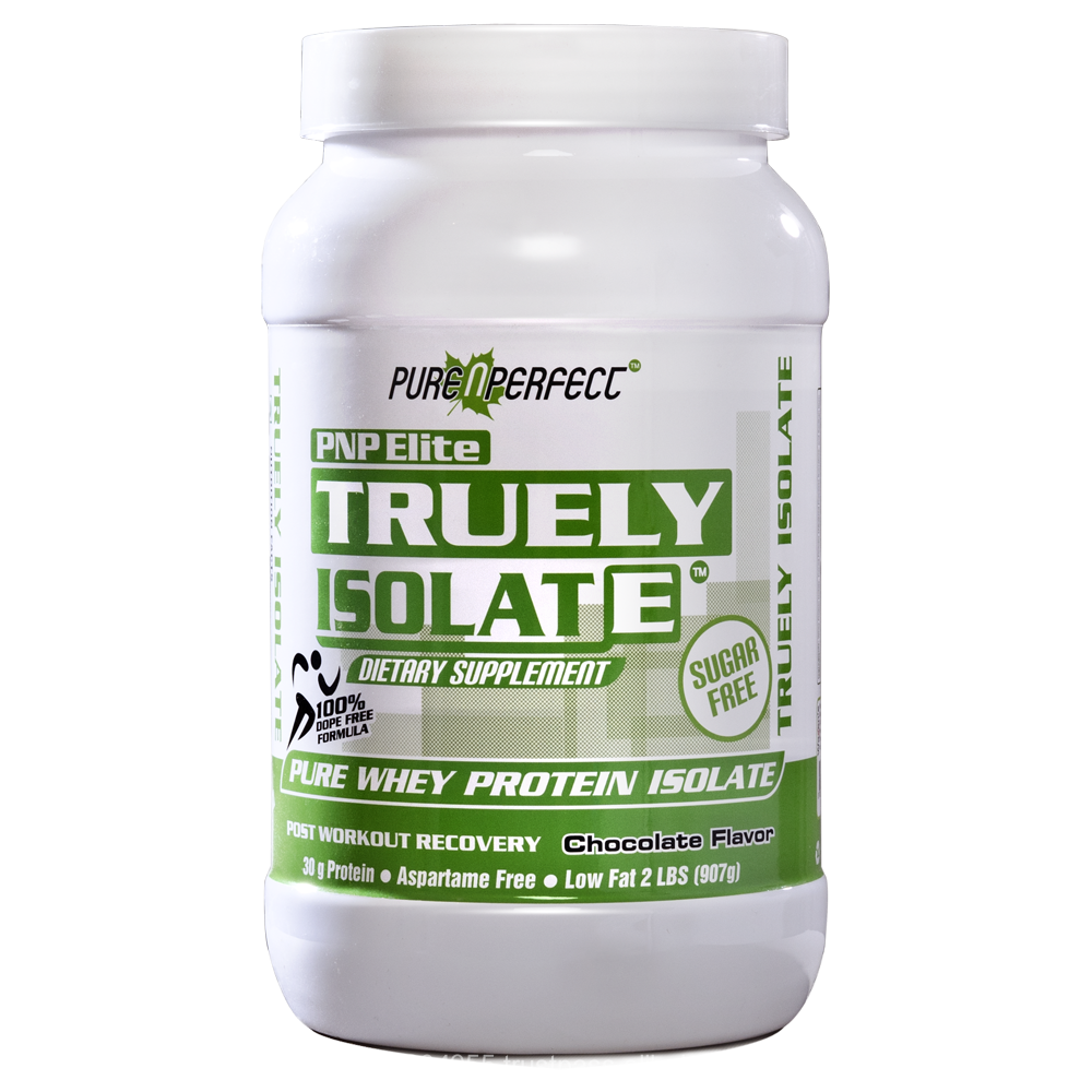 Truely Isolate Supplements Improve Body Whey Protein Isolate