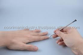Professional Use Good Price Cuticle Nail Pusher by Nooriman industry From Pakistan Pay us By paypal