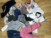 Summer clothing 0.85 EUR/KG