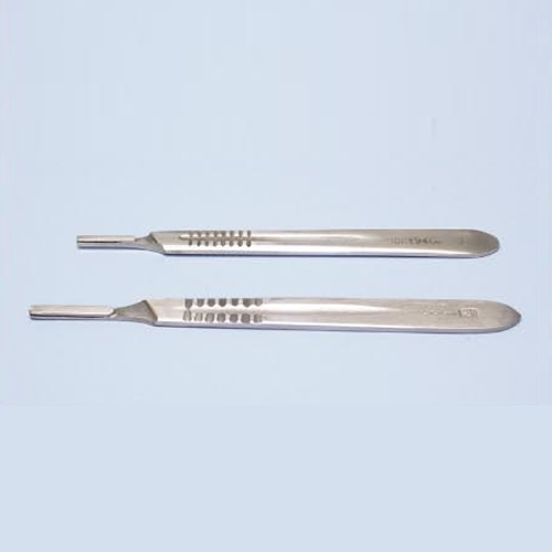 Scalpel blade handles # 3 and # 4