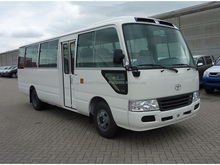 Used LHD Toyota Coaster Bus 30 2012