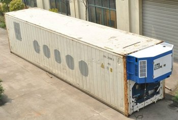 30KVA Reefer Container Generator