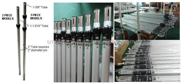 Cheap pipe prices pipe and drape/aluminum flexible pipe for sale made in China factory