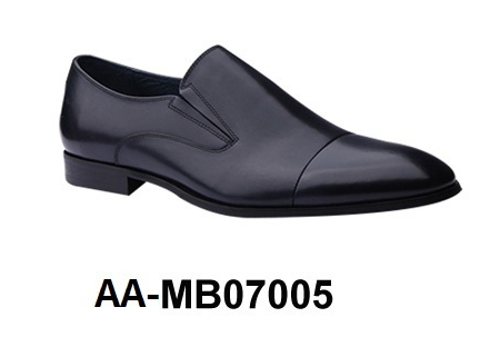 Genuine Leather Men's Dress Shoe - AA-MB07005