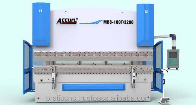 Malaysia/ CNC 3 Axes Press Brake/ Hydraulic Bending Machine/ Metal Folding Machine
