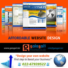 Responsive Website Design and Development with Web Hosting