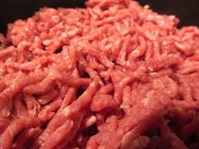Beef minced meat at very good cost
