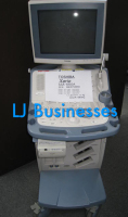 High performance used HITACHI ultrasound scanner portable laptop with ultrasonic monitor