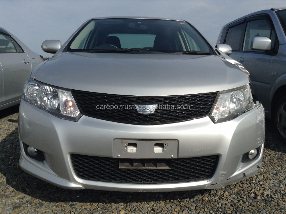 USED ACCIDENT CAR SALES RIGHT HAND DRIVE FOR TOYOTA ALLION ZRT260
