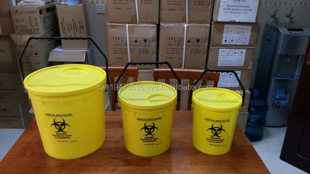 Medical Disposable Sharp Containers