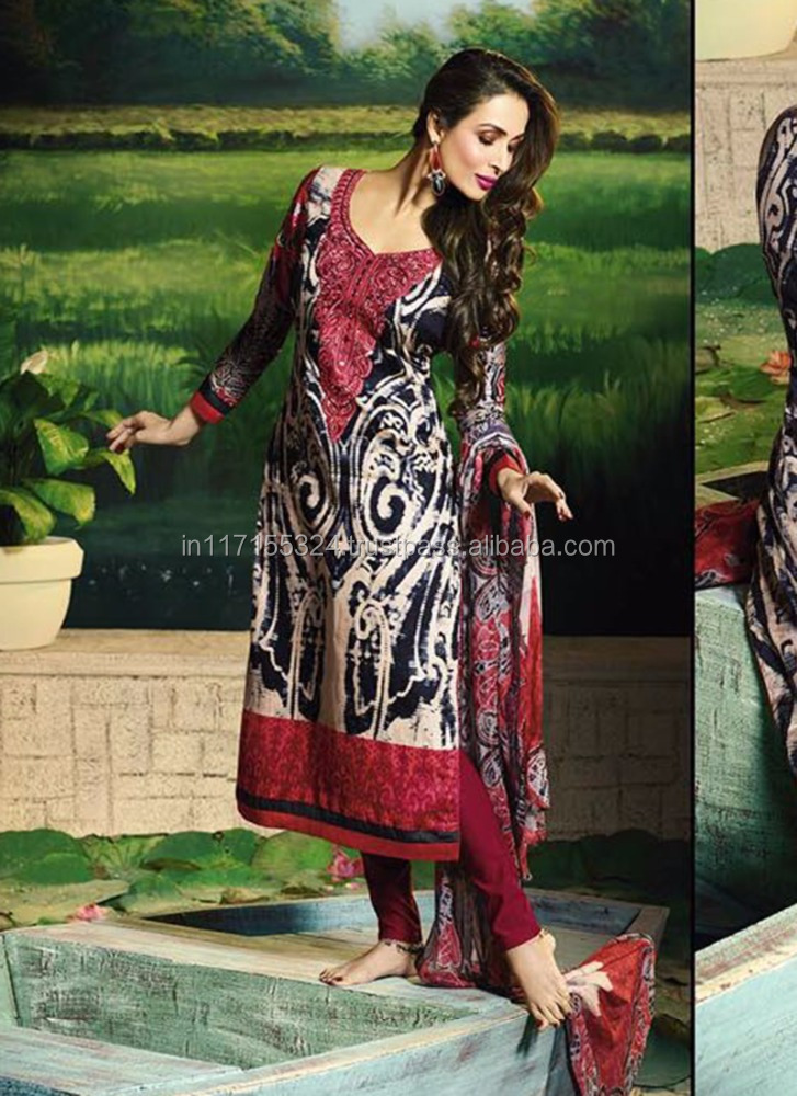 Cheap price wholesale straight cotton salwar kameez- Salwar kameez surat - Brand ladies salwar suit 4Gqwe