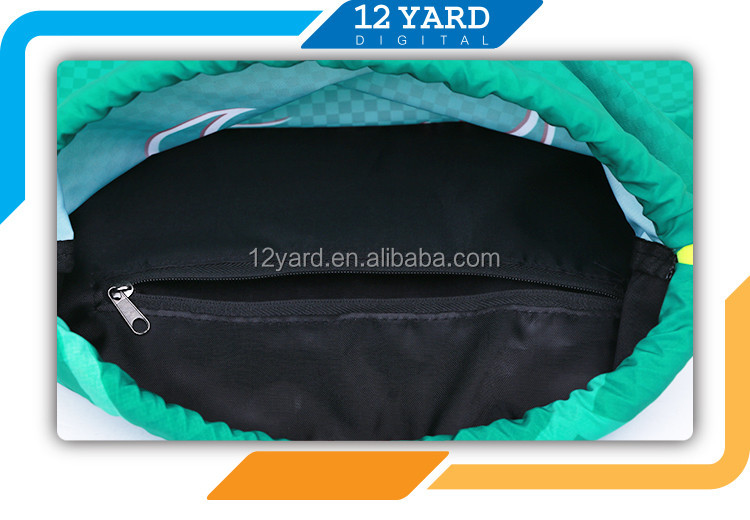 Folding Sport Backpack Drawstring Bag Home Travel Storage Use drawstring bags