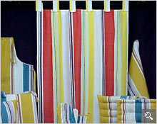 New Wholesale Natural Cotton fiber Curtains