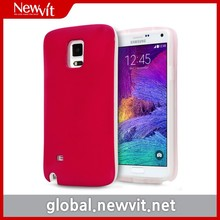 Newvit See thru case for iPhone 6 / dual materials / Colorful PC and translucent TPU frame are matched perfectly