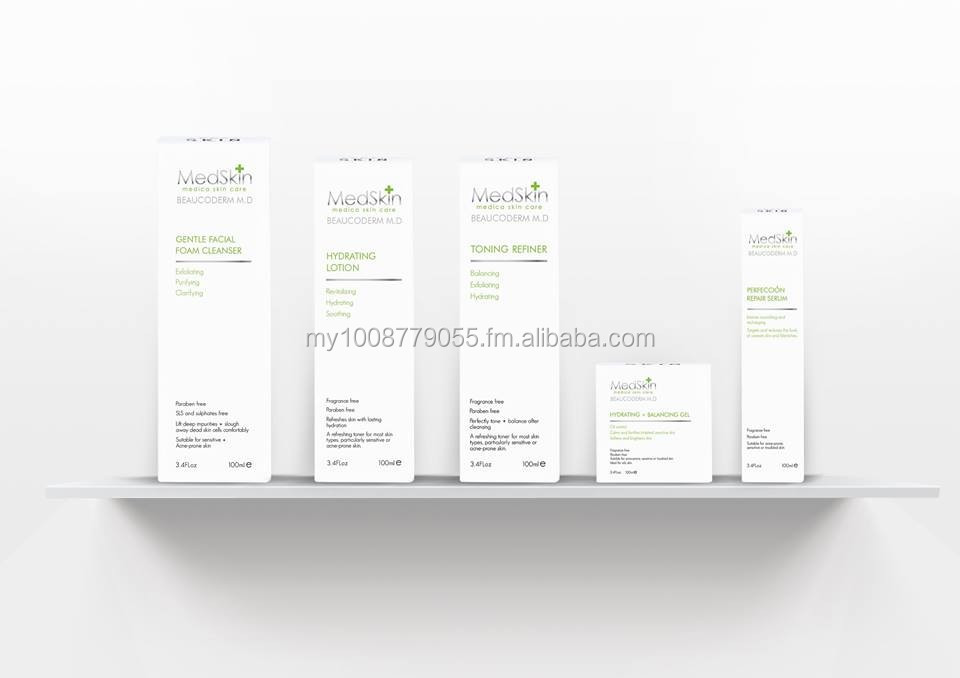 MedSkin BEAUCODERM M.D. Series