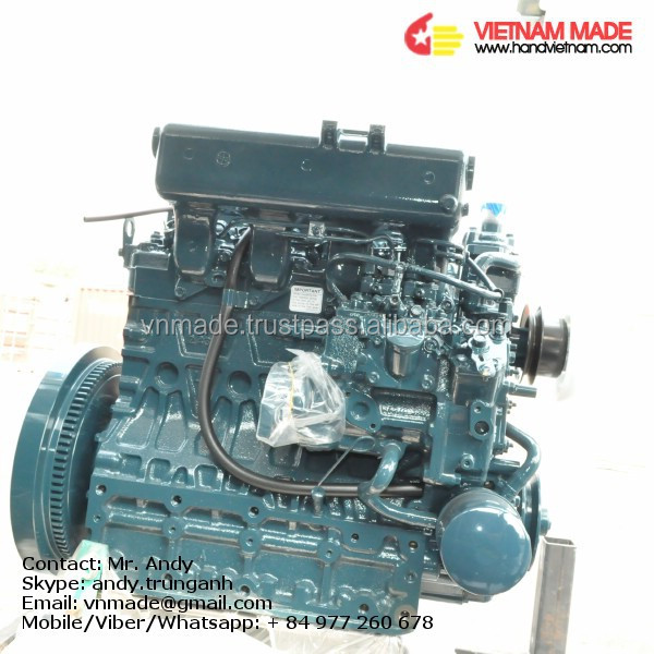 KUBOTA diesel engine pump price V2403-M-DI-TE-CK3T