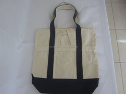 2015 new model cotton promotion bag, nice product from Hanoipie textile co, Eco Friendly Material