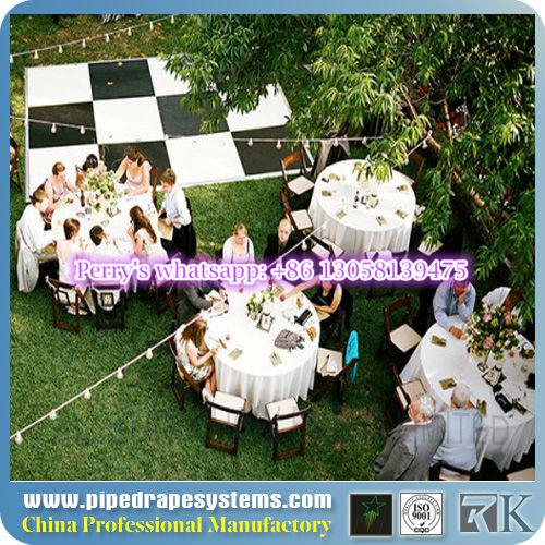 MOVEABLE dance floor mat FOR WEDDING DECORATION
