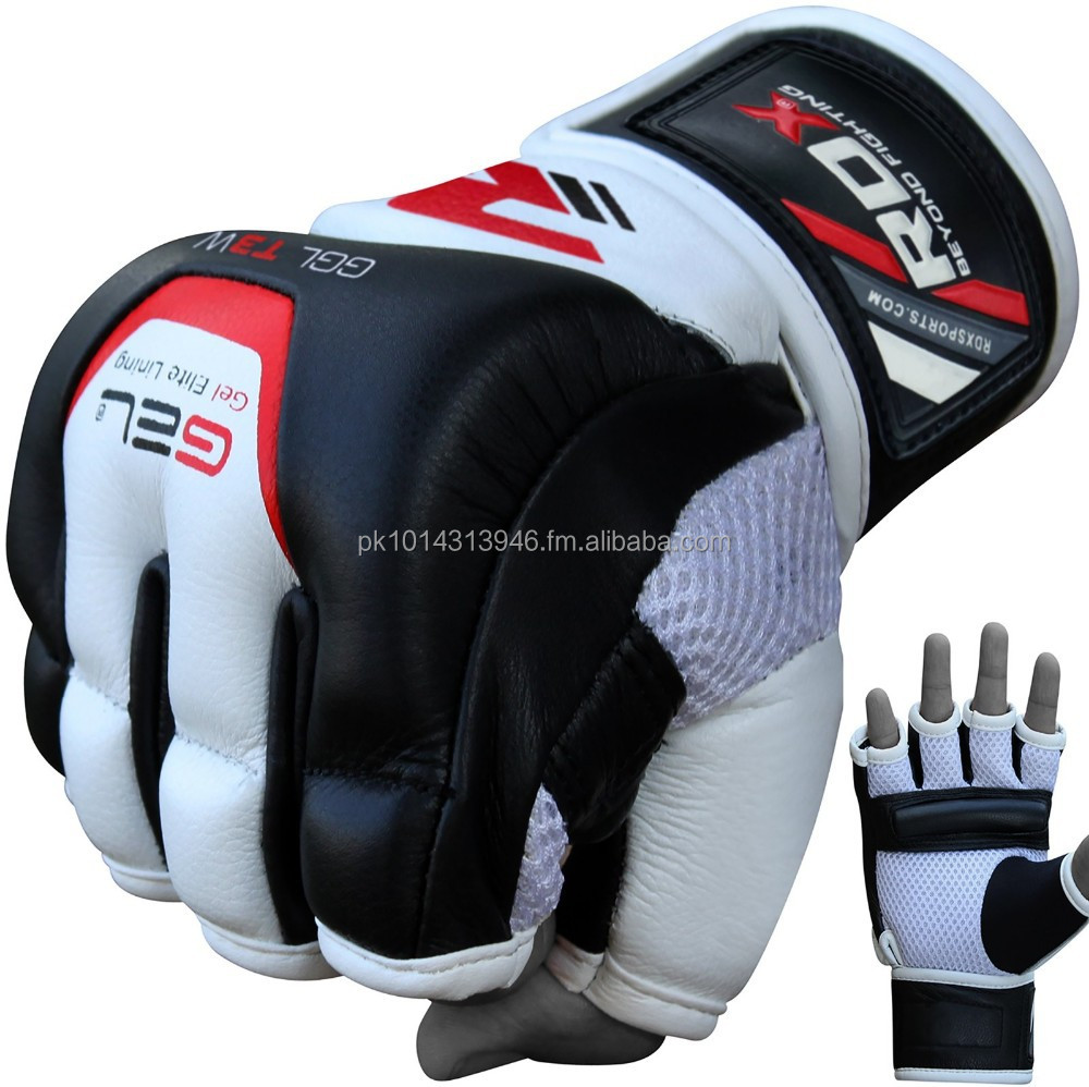 Authentic RDX Gel Tech mma grappling gloves