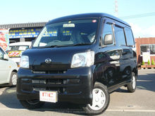 Right hand drive cheapest cars japan used car HIJET CARGO 2012