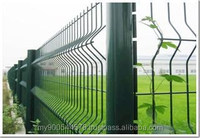 High Quality PVC Coated/Triangle Bending Fence With Cheap Price