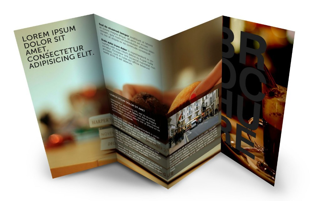 soft book/ leaflet and pamphlet printing service