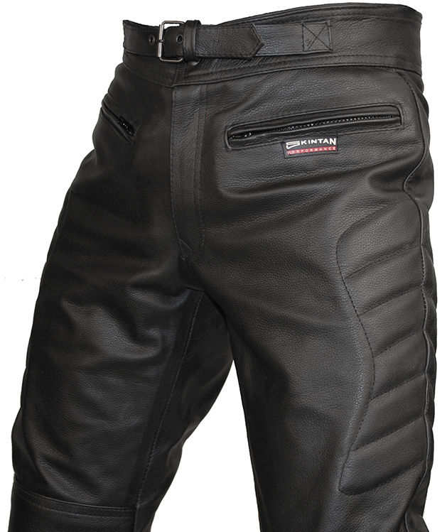 Motorcycle Jeans in new Faded Black look