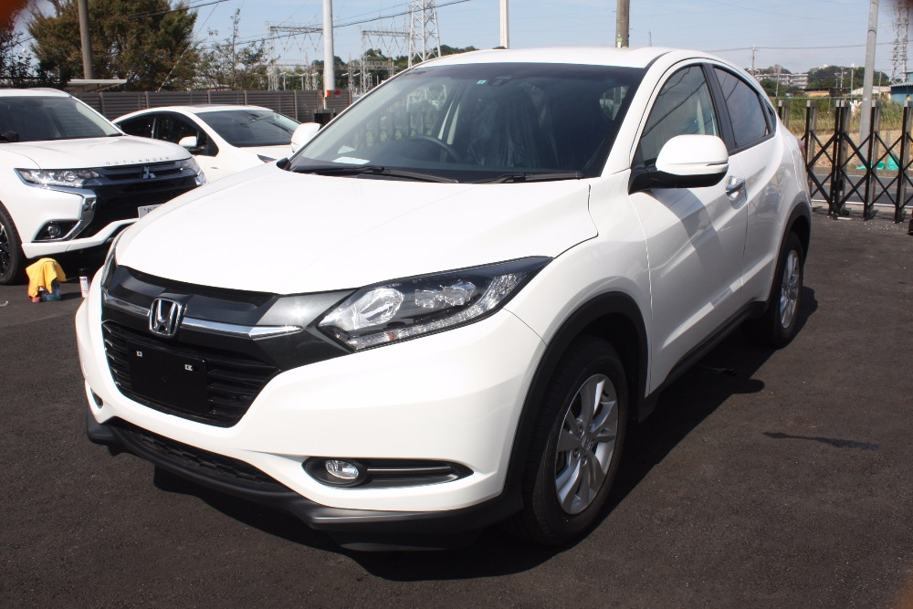 Mint Condition Used Honda Gasoline Vezel 1.5 X Package From Japanese Supplier