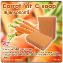 Carrot Vit C SOAP