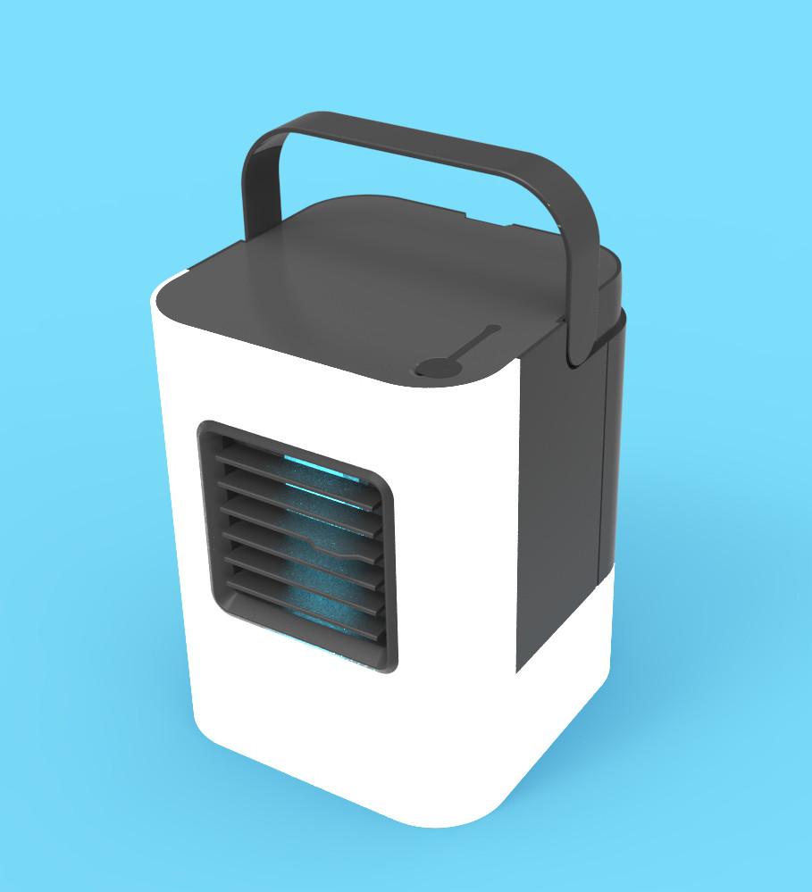 Portable Air Circulators : Usb powered personsal portable air circulator cooler fan