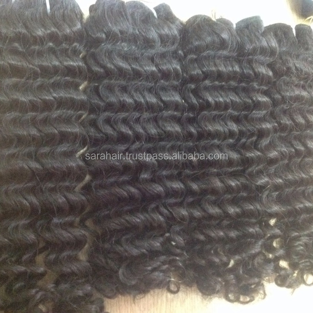 8A grade cheap weft curly hair weft peruvian hair wet and wavy different types of curly weave hair extensions