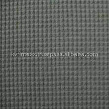 broadcloth plain check waffle fabric wholesale