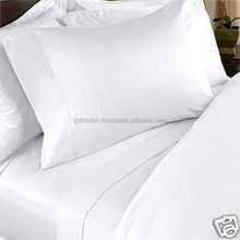 Hotel Linen Bedding Sets bed sheets - Bed Sheet / Bed Cover / Pillow vintage washed linen bedding set