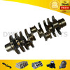 Hot sale engine crankshaft for 10PE1 motorcycle
