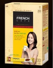 KOREA NAMYANG FRENCH CAFE 3 IN 1 COFFEE MIX 100Sticks -1.16KG