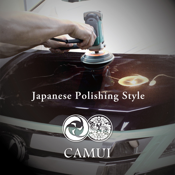 CAMUI X4 Wax Polish for Vehicle liquid glass coating Sio2