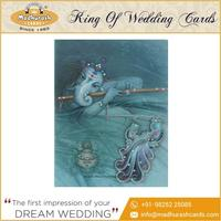 Superior Quality Paper Hindu Wedding Invitation Cards 2016